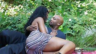 Nyomi Banxxx ebony hard sexual relations video