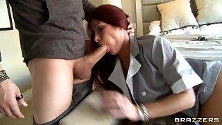 Xander Corvus Slayed By his Maid Tiffany Mynx