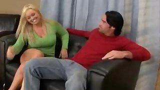 Hottest Chunky Tits, scène porno Ejaculation
