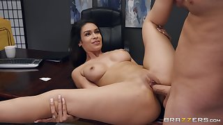 Stalwart sex onwards office with the sexy secretary