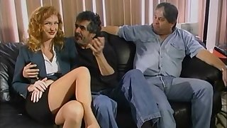 Extraordinary bang scene with a non-standard porn milf hottie in action