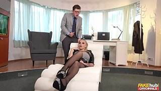Porn goddess rides and swallows in insane home scenes
